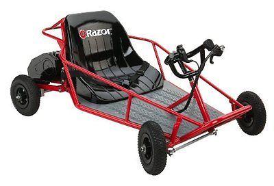 Go Kart Razor Dune Buggy Electric Scooter Drive Kid Sport Racing Motor Car NEW