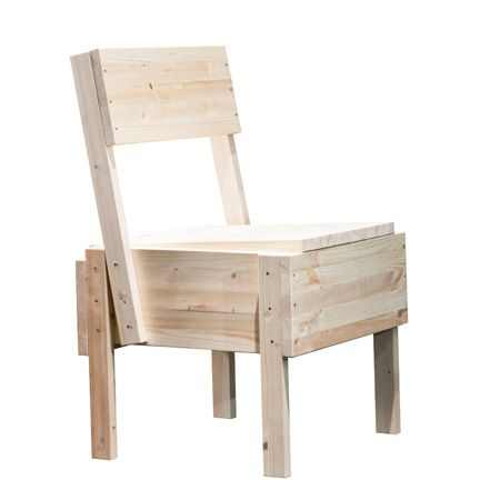 Milan 2010: a self-assembly chair designed in 1974 by Italian designer Enzo Mari has been put into production by Finnish furniture brand Artek.