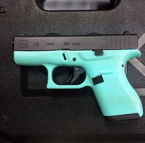 Xtreme Sound Security & More | Glock 42 Blue