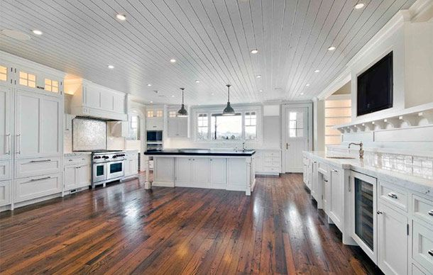 One of the most significant and creative ideas happening today is the process of using reclaimed wood for hardwood flooring installation.