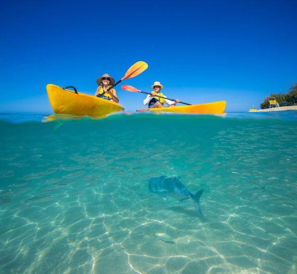 Canoeing (Lembongan Island)