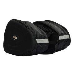 Motocicleta que compite con bolsas de silla de montar de la cola bolsa de equipaje herramienta de viaje para PRO-BIKER