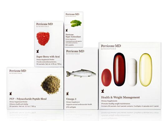 /// Perricone MD. Designed by Concrete from Canada #package #packaging #design