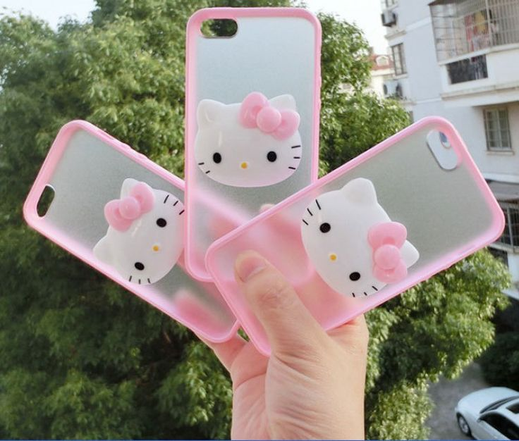 Hello Kitty Case for iPhone5/5s //Price: $9.99 & FREE Shipping // World of Hello Kitty http://worldofhellokitty.com/free-shipping-3d-diy-handmade-crystal-hello-kitty-hard-case-back-cover-for-iphone55s-hello-kitty-cover-cases/    #hellokitty