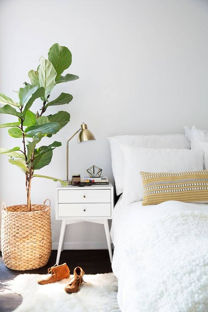How The Southwest Does Minimalism. Casual BedroomWhite Bedroom DecorWhite  ... Part 80