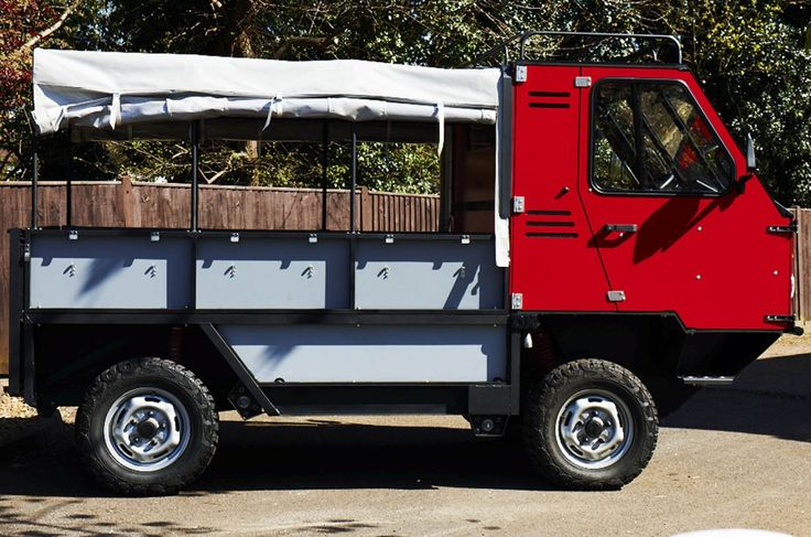 Foldable Trucks for The Developing World | Wonderful Engineering
