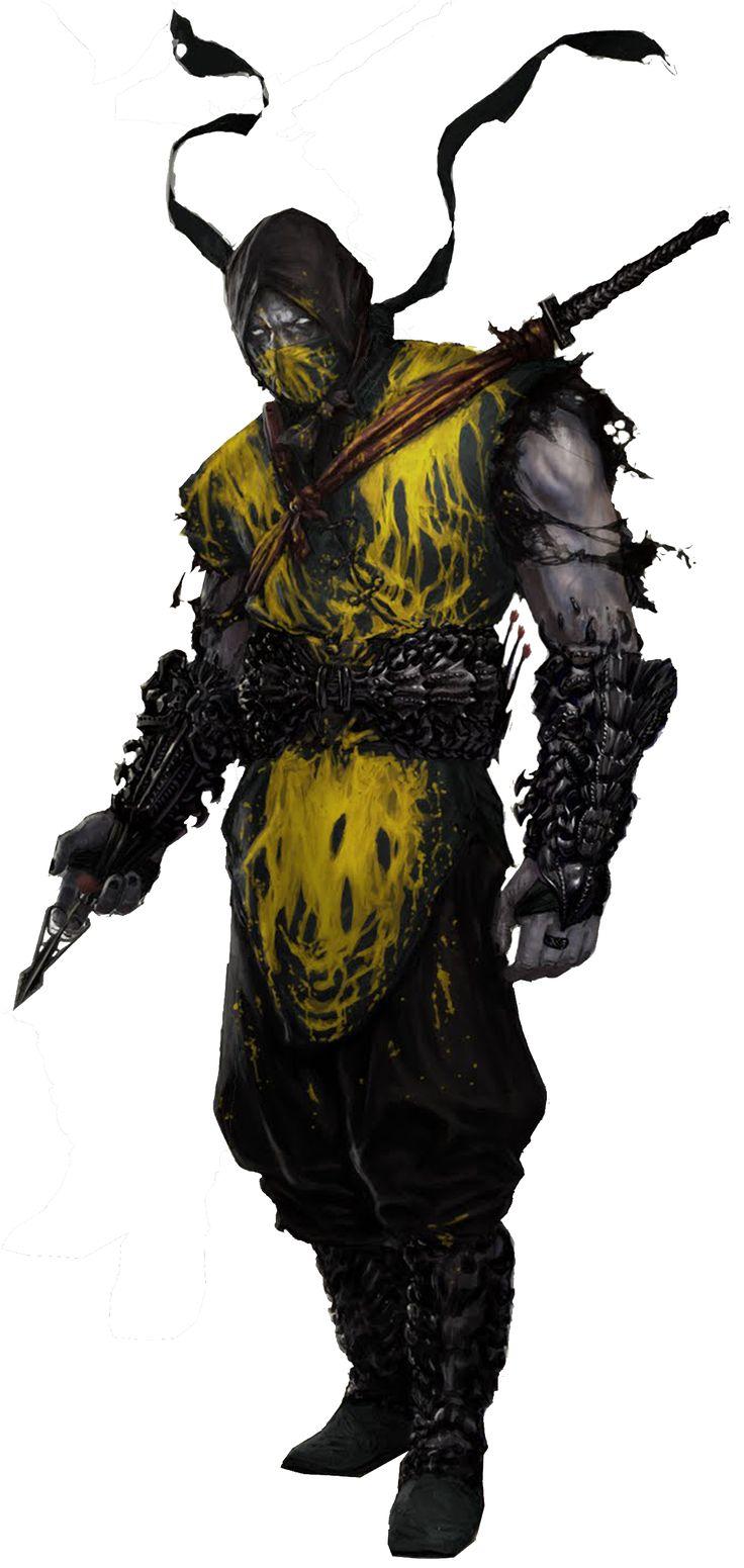 Scorpion - Mortal Kombat Inferno http://cheapps4console.com/