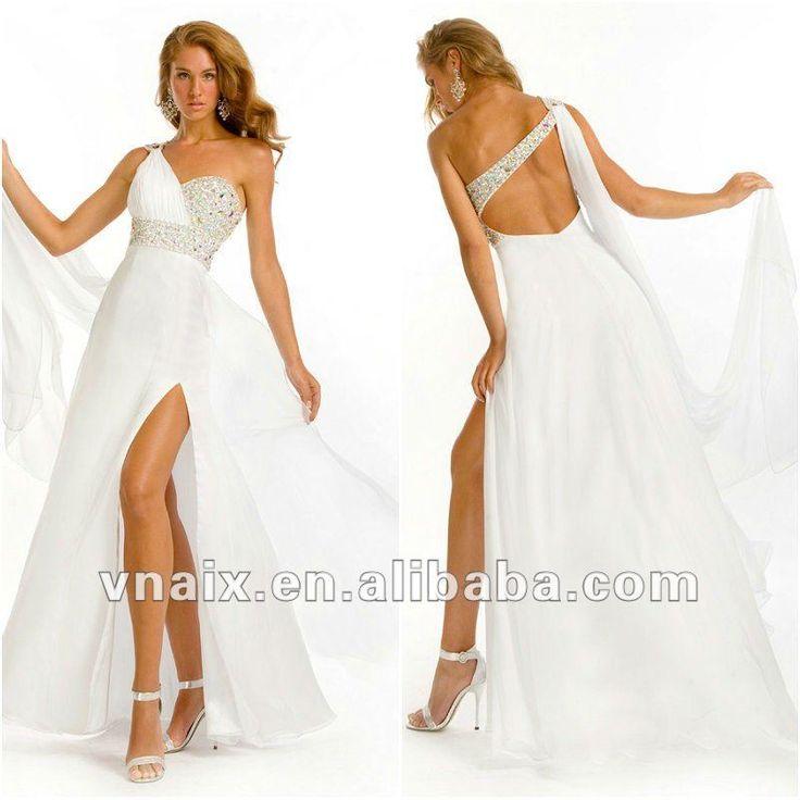 vestidos blanco largo - Buscar con Google
