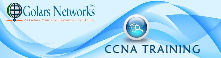 Get #CCNATraining in #Hyderabad for #CISCO #Certification at #Golars Networks. #Real-Time Experience Faculty with Course Material and 24/7 Lab Facility.For More Details Call Us Today @ 9177091770.