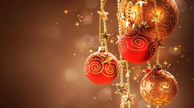 Decorațiuni de Crăciun, globuri de brad