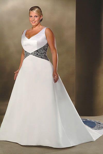 Spectacular Best Plus size wedding ideas on Pinterest Plus size wedding gowns Plus size brides and Wedding dresses plus size