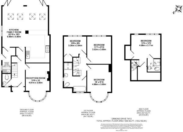 7 Best Semi Detached Floor Plan Ideas Images On Pinterest
