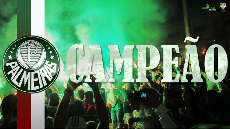 Campeão 2016 # O enea é nosso #  Palmeiras
