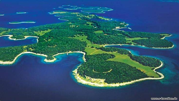 Der schönste Ort Adriatische Archipe Brijuni in Kroatien Weitere interessante Informationen über Kroatien und nicht nur auf http://www.e-kroatien.de/foto/adriatische-archipe-brijuni