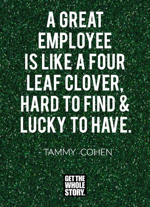 24 Best Employee Appreciation Quotes Images On Pinterest Employee Appreciation Quotes