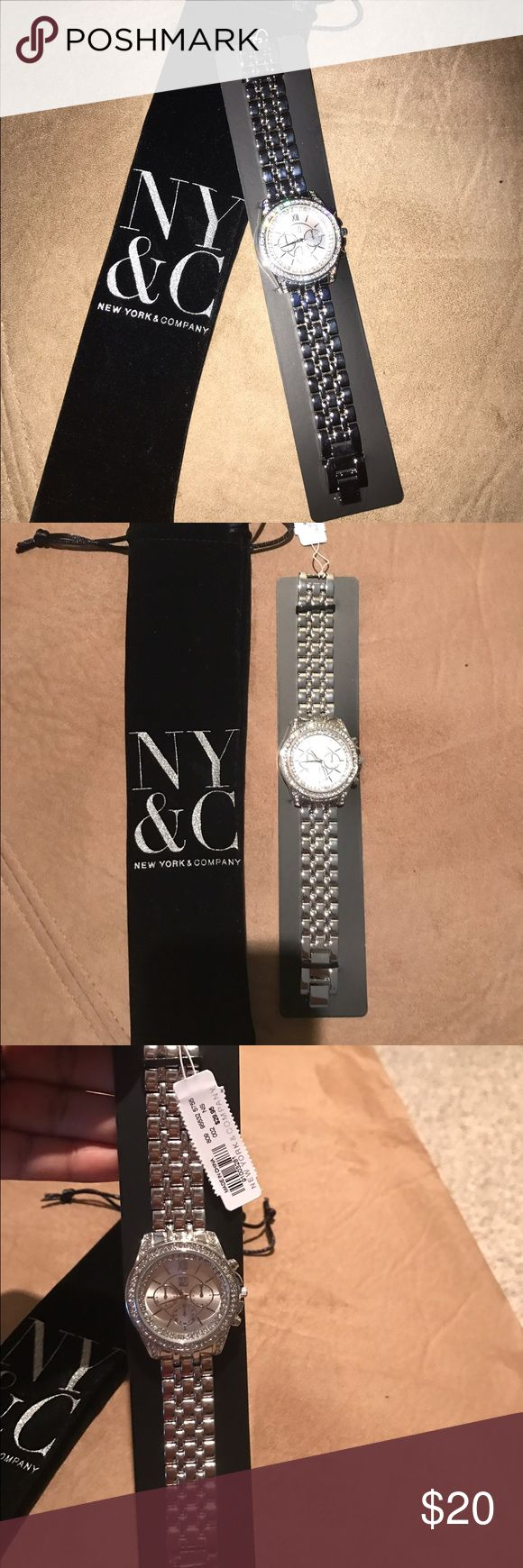 Lady's watch!! Brand new !! New York & company watch!! New York & Company Jewelry Bracelets