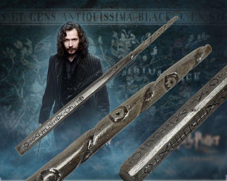 Sirius Black magic Wand superior replica Harry by kiklopsdynamic, $19.99