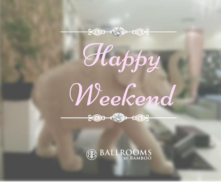 Weekend plin de evenimente frumoase!