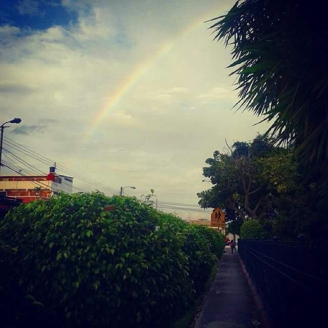 #Guayaquil #arcoiris #Ecuador #Travel