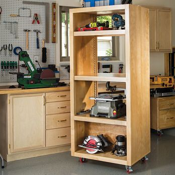 880 best DIY: Workshop Storage/ Tools & Wood images on Pinterest ...