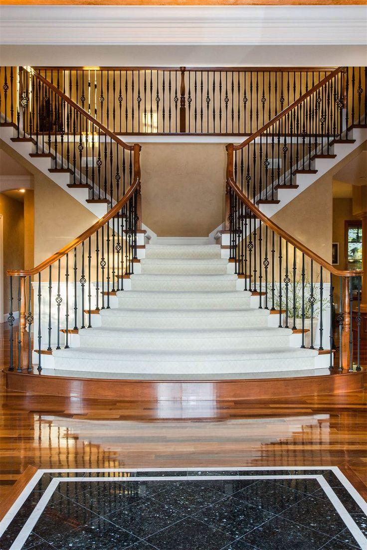 Eye Candy, Stair Slide, Stairways, Highlands, Tigers, Villas, Stairs,  Ladders, Staircases