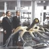Still of Tommy Lee Jones, Will Smith and Rip Torn in Men in Black