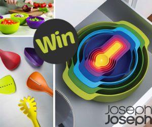 Win Colourful Kitchenware from WomenFreebies