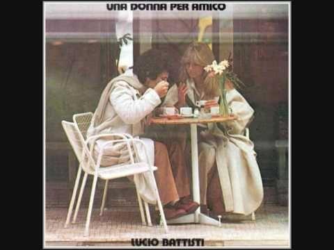Lucio Battisti - Aver Paura D'Innamorarsi Troppo
