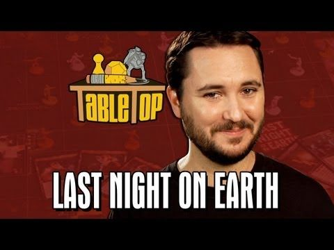 Last Night on Earth: Felicia Day, Riki Lindhome, and Kate Micucci Join Wil on TableTop, episode 15