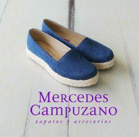 Zapatos de Mercedes Campuzano