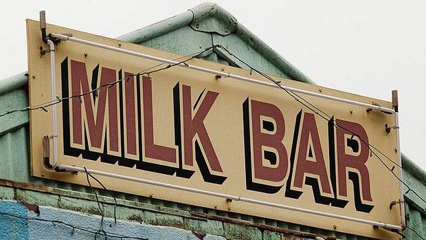 Long farewell to the Australian icon - The Milk Bar as we knew it is almost extinct, swallowed in its death throes by the ceaseless march of modernity: the convenience store, the franchise, fast food, the service station and the supermarket.  [Article from The Age] Photo by