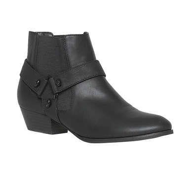 chelsea boots tête de mort #Eram