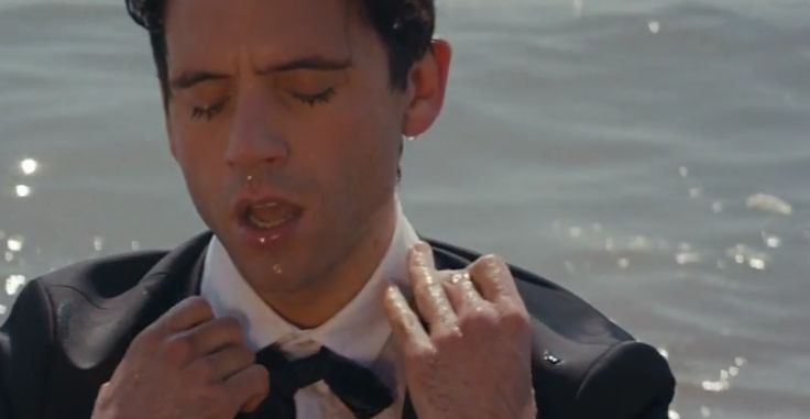 "MIKA from ""Staring at The Sun"" video"