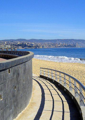 Viña de Mar. Chile.