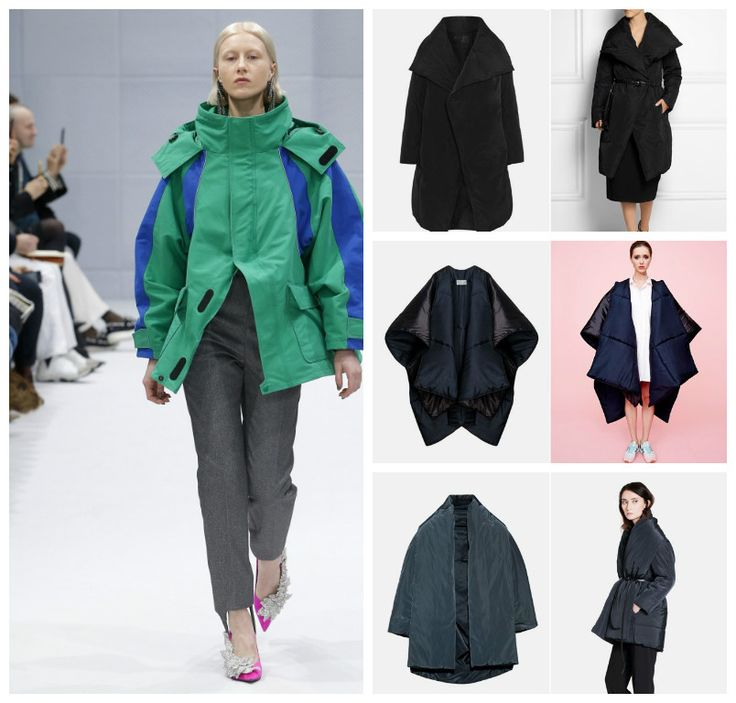 Я твое тепло: гид по верхней одежде😉  Объемная куртка ими💭  Превратить объемную дутую куртку в объект желания всех модниц мира в этом сезоне смог Демна Гвасалия, который обычные лыжные пуховики показал в осенне-зимней коллекции для Balenciaga. Не менее эффектные модели получились у его коллег из Moncler Gamme Rogue и дизайнера Стеллы Маккартни.  #MIRAMODASTORE #мода #дизайнерская_одежда #дизайнерскаяодеждавмоскве #фешн #брендоваяодежда #моднаяодежда #стильнаяодежда #fashionweek #стиль…