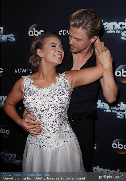 Derek Hough And Bindi Irwin HQ Photos From Dancing With The Stars Week 6 | Pure Derek Hough