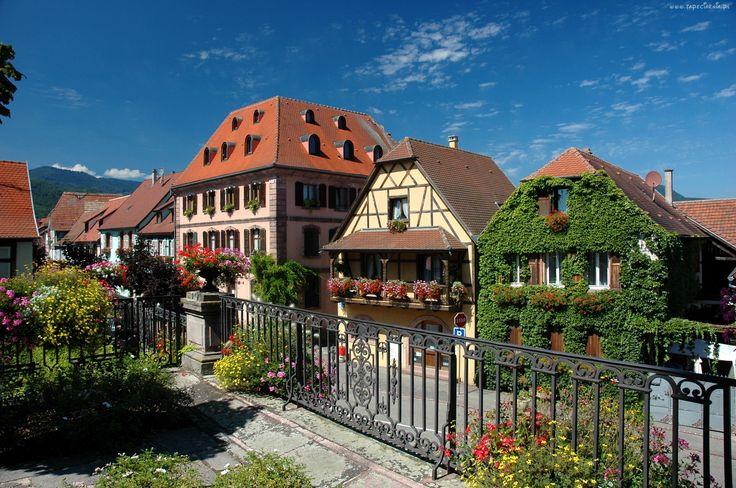 Dom, Francja, Europa