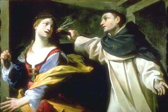 Tentação de Santo Tomás de Aquino