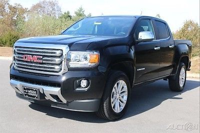 cool 2016 GMC Canyon Crew Cab SLT 4X4 2.8L I-4 Turbo Duramax Diesel - For Sale View more at http://shipperscentral.com/wp/product/2016-gmc-canyon-crew-cab-slt-4x4-2-8l-i-4-turbo-duramax-diesel-for-sale/