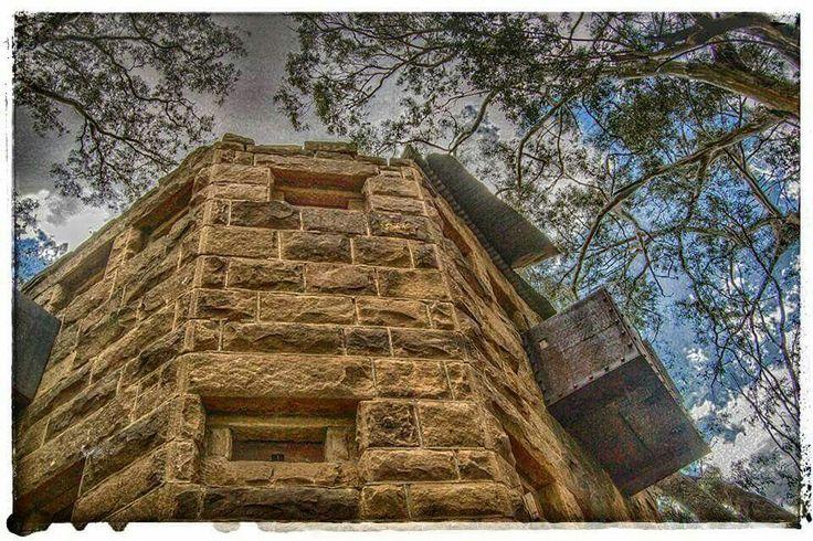 Blockhouse at Rivers ford Bloemfontein
