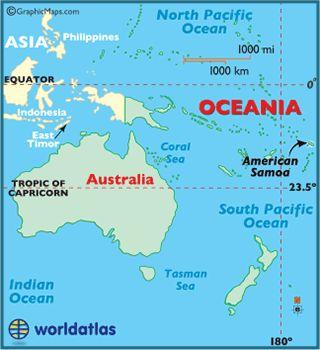 Geography of American Samoa