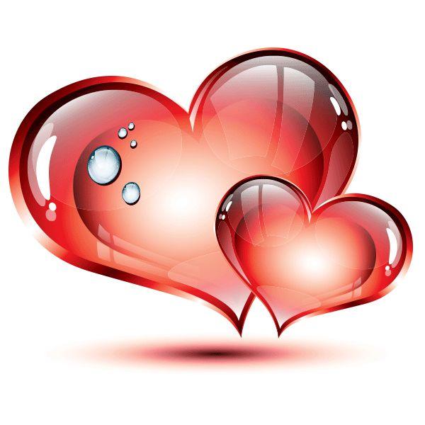 Cartoon - Herz - Liebe - Love