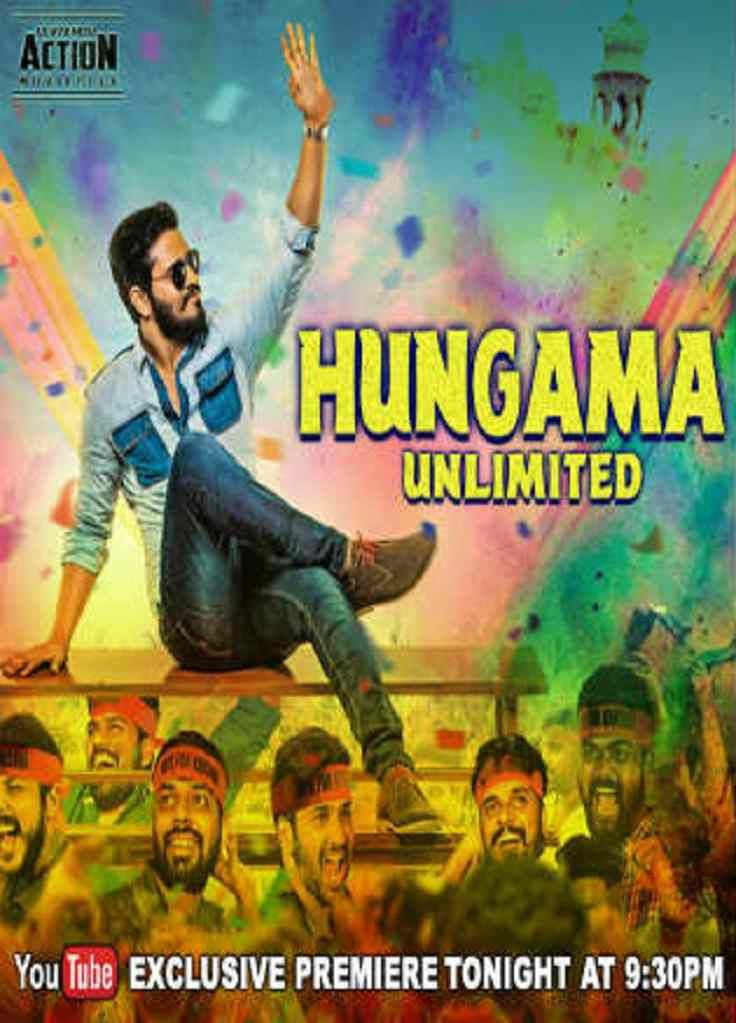 Hungama Unlimited 2018 Hdrip 800mb Hindi Dubbed 720p Full Movies