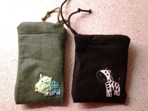 Cell phone bag own design