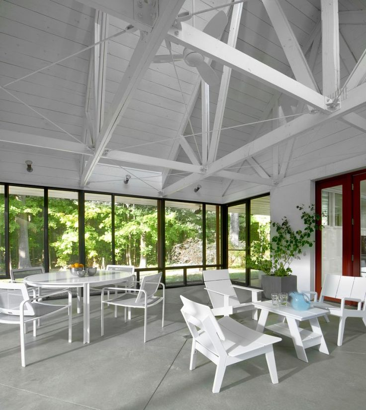 Modern Adirondack Chairs Porch Industrial With Brown Jordan Ceiling Fan Cottage Fiestaware Industrial