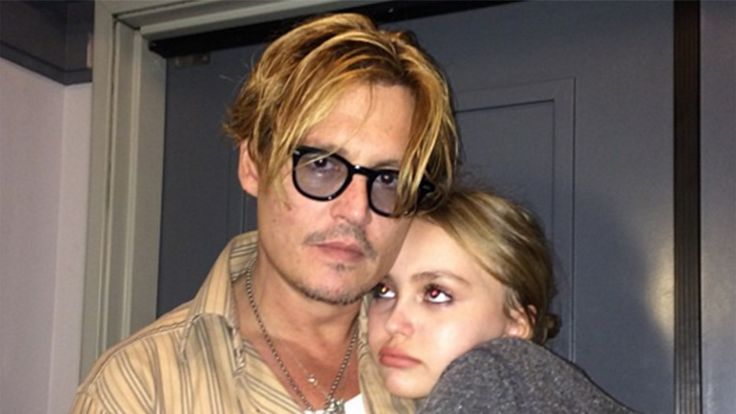'I'll never stop worrying about her': Johnny Depp on daughter Lily-Rose