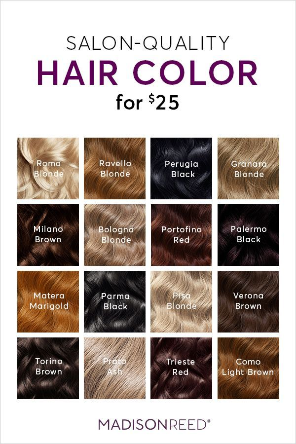 Bring The Salon Home For Just 25 Multi Tonal Hair Color Made