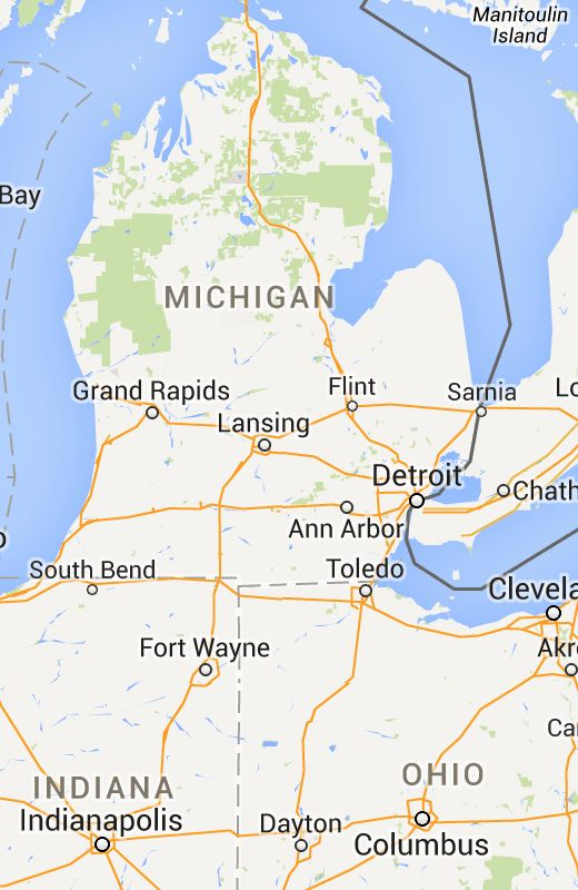 Diners Drive-ins and Dives in Michigan   Home Sweet Home ... on