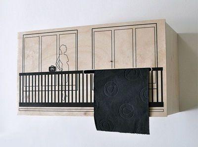 11 best wc images on pinterest toilets toilet paper and. Black Bedroom Furniture Sets. Home Design Ideas