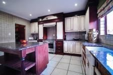 Stunning kitchen in an exclusive estate property on MyRoof.co.za